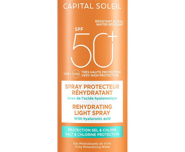 CAPITAL SOLEIL BEACH PROTECT - PLAJLAR İÇİN ÇOK YÜKSEK KORUMA SPF 50+
