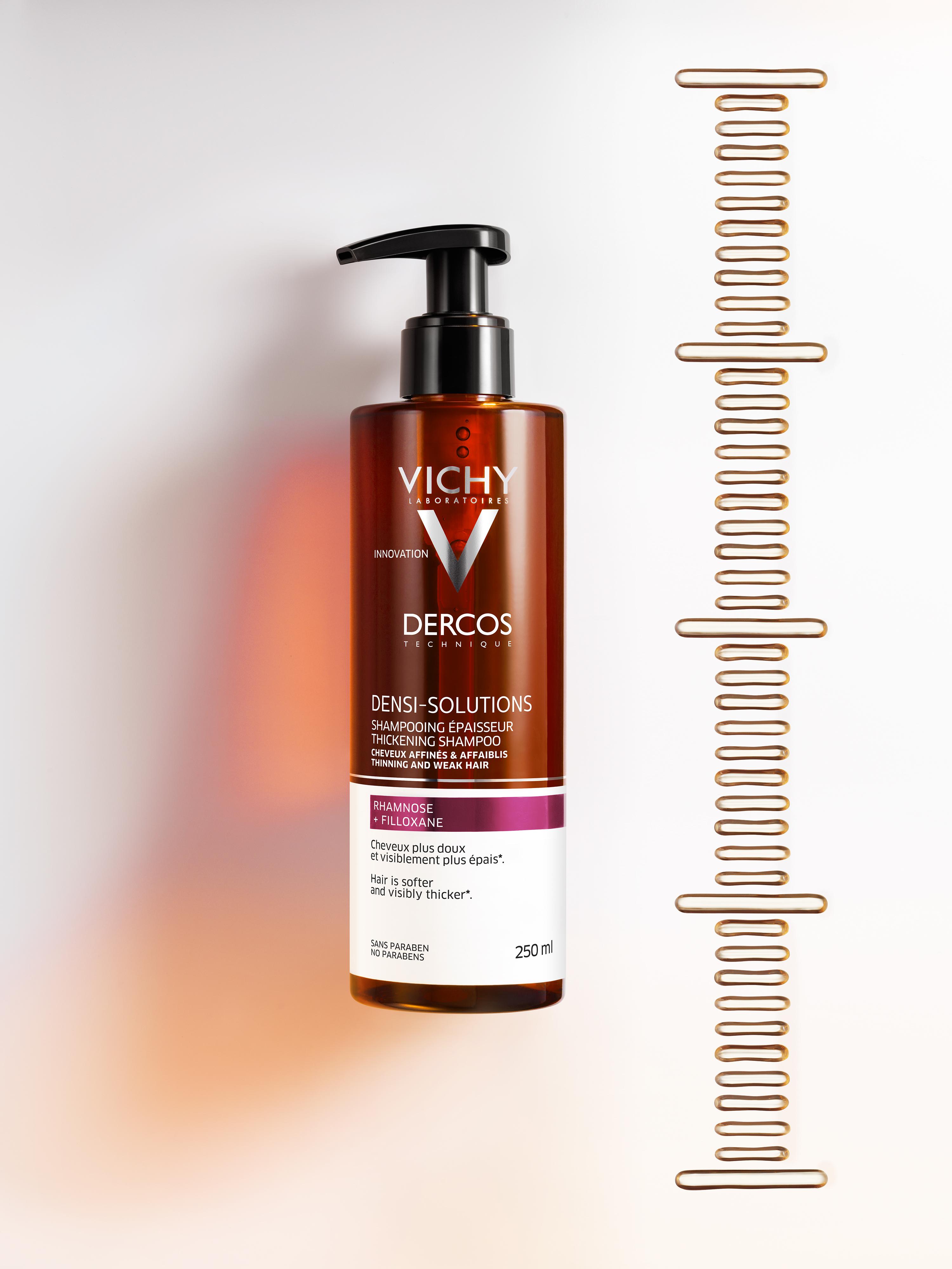 Densi-Solutions - Daha Yoğun ve Dolgun Görünümlü Saçlar için Şampuan