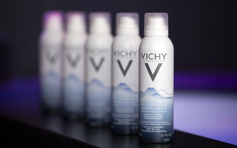 Vichy Mineralli Termal Suyu